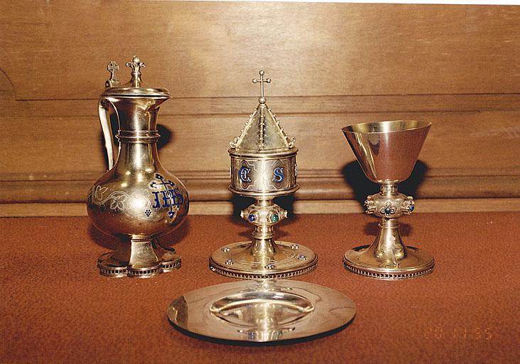 Service de communion protestant