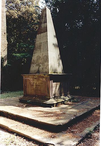 monument commémoratif de la famille Straus-Durckheim