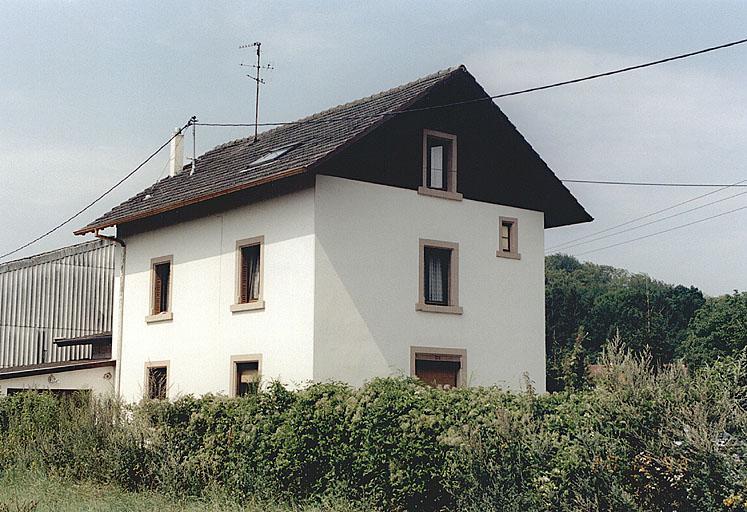 présentation de la commune de Woerth