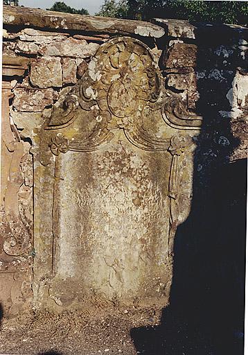 Tombeau de Johann Heinrich Fuehrnstein
