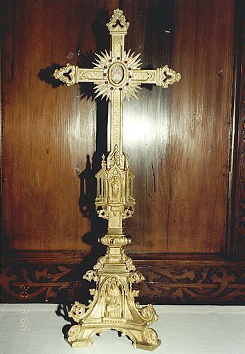 Reliquaire de la Sainte Croix