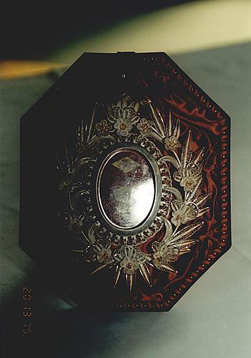 Reliquaire de saint Laurent et de saint Quentin (?)