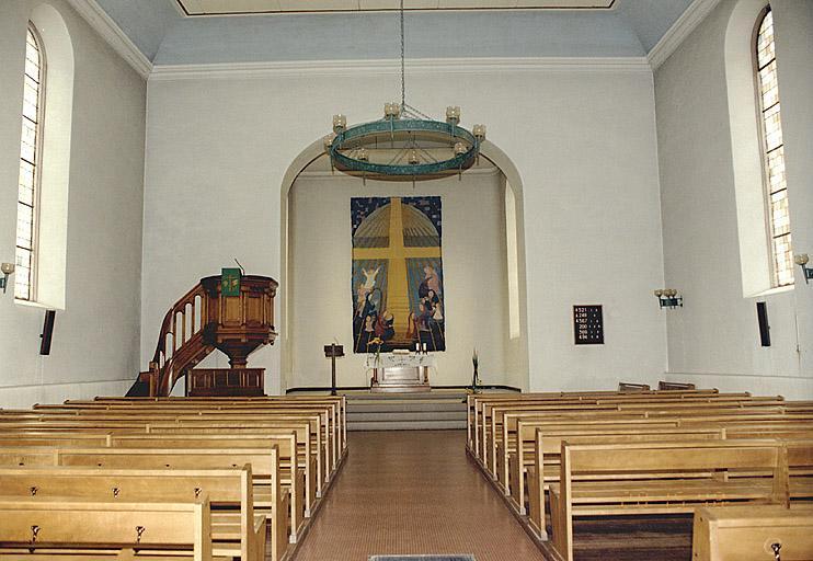 église protestante (ancien simultaneum)