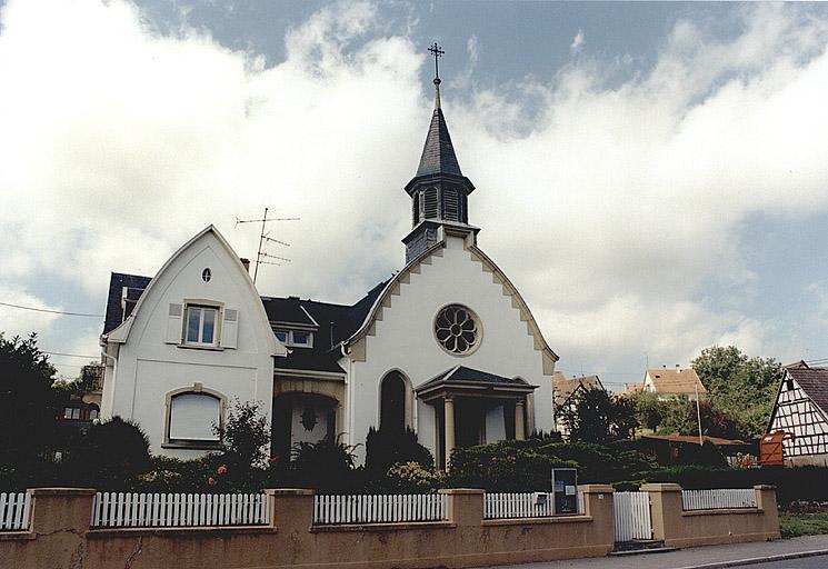 Église luthérienne évangélique