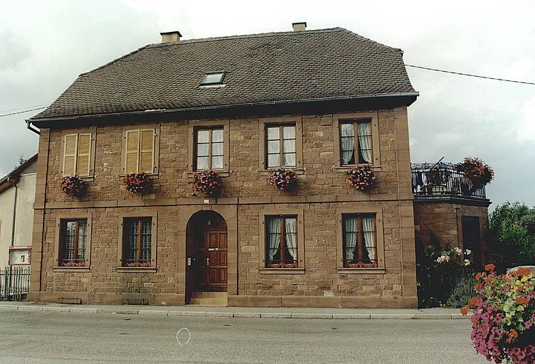 Maison, église évangélique