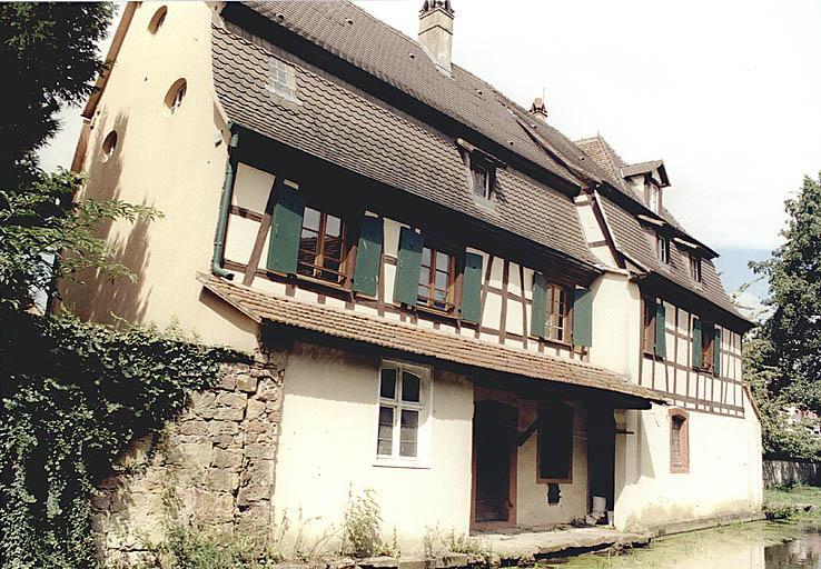 Maison dite Schloessel