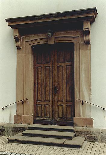 Eglise protestante (ancien simultaneum)