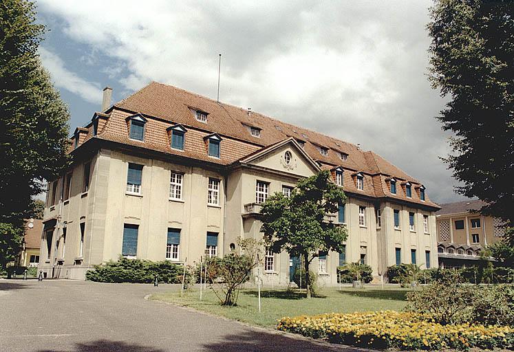 Abbaye de bénédictins Sainte-Walburge