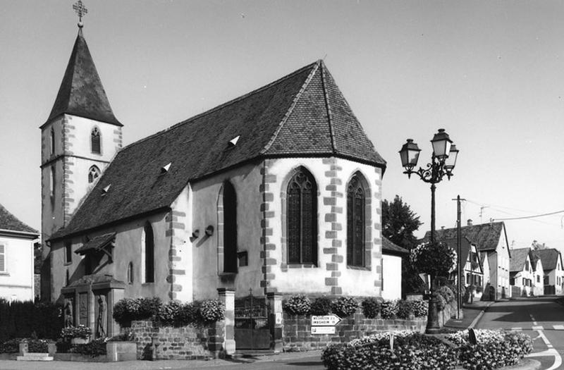 Chapelle de pèlerinage Saint-Wendelin
