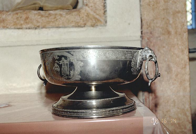 bassin de baptême