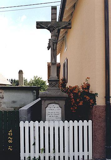 croix de chemin A