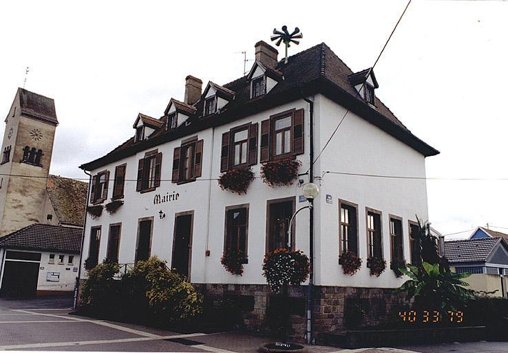 Présentation de la commune de Diebolsheim