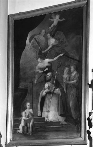 Tableau : Saint Blaise