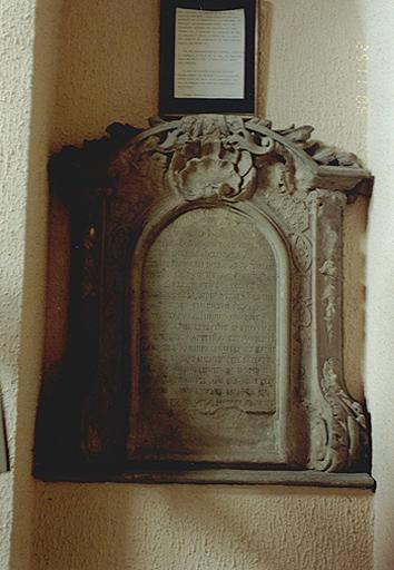 monument funéraire de Jean Vogelbach