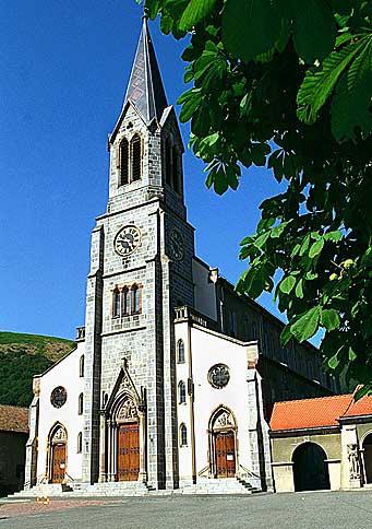 Église paroissiale Saint-Augustin