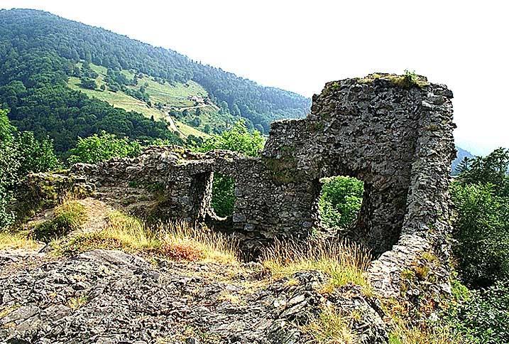 Château fort dit Château de Freundstein