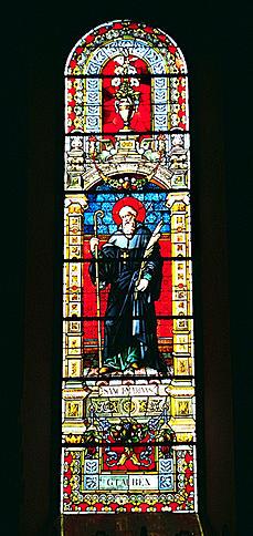 verrière : saint Amarin