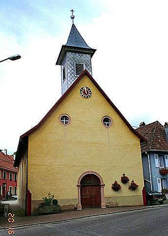 Église paroissiale Saint-Antoine-de-Padoue