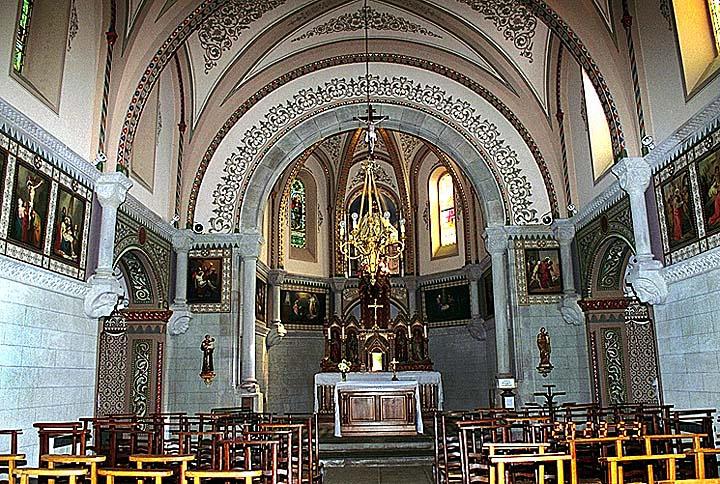 Chapelle Bienheureuse-Vierge-Marie (chapelle de pèlerinage)