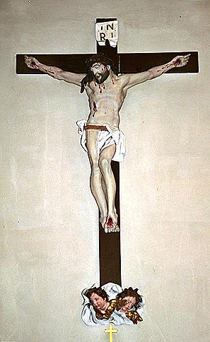 CROIX : Christ en croix 1