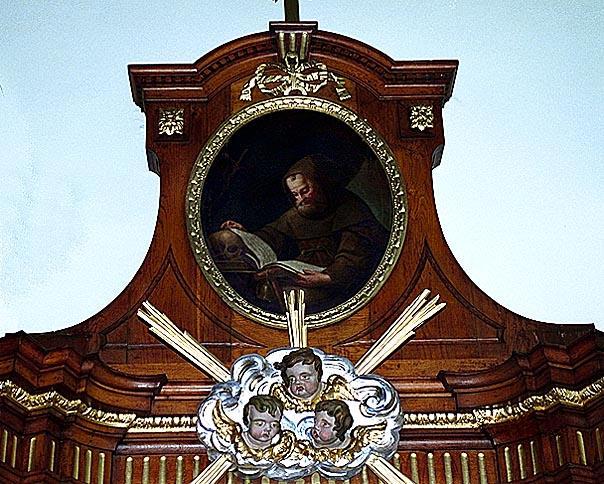 TABLEAUX(5) : Saint Antoine ermite