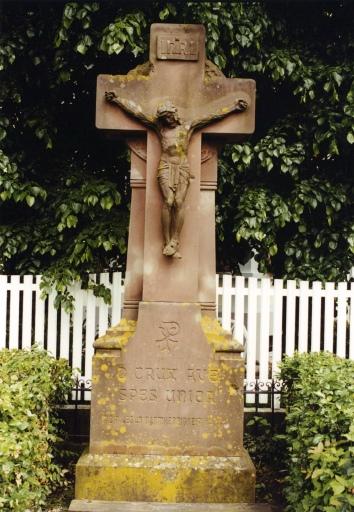 Croix de chemin I