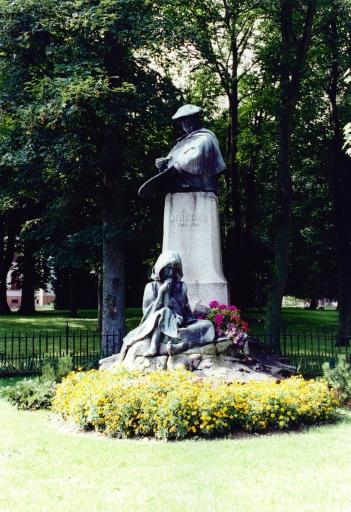 Monument commémoratif de Jean-Jacques Henner