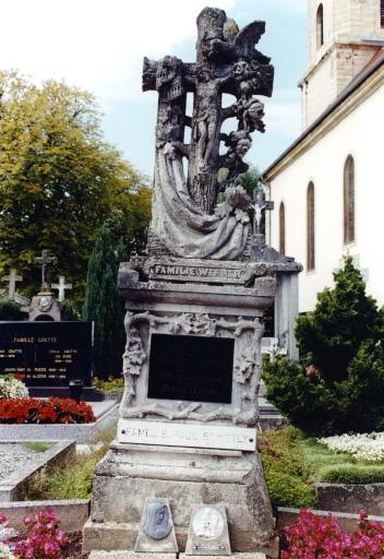 Monument sépulcral de la famille Werner