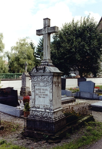 Monument sépulcral de la famille Wadel