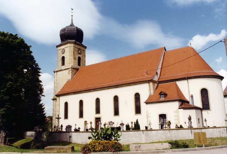 Église paroissiale Saint-Jean