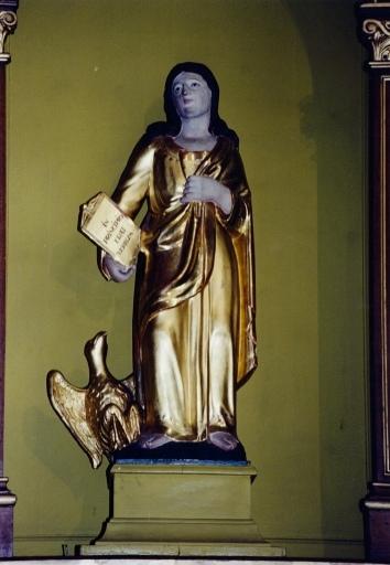 Statue : saint Jean