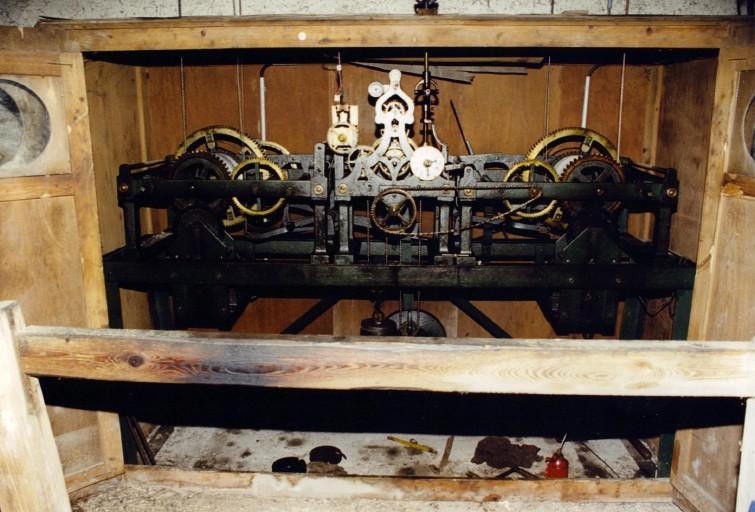 Le mobilier de l'église paroissiale Saint-Jean