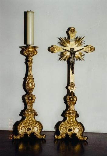 Le mobilier de l'église paroissiale Saint-Pierre