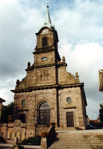 Eglise paroissiale Saint-Erasme