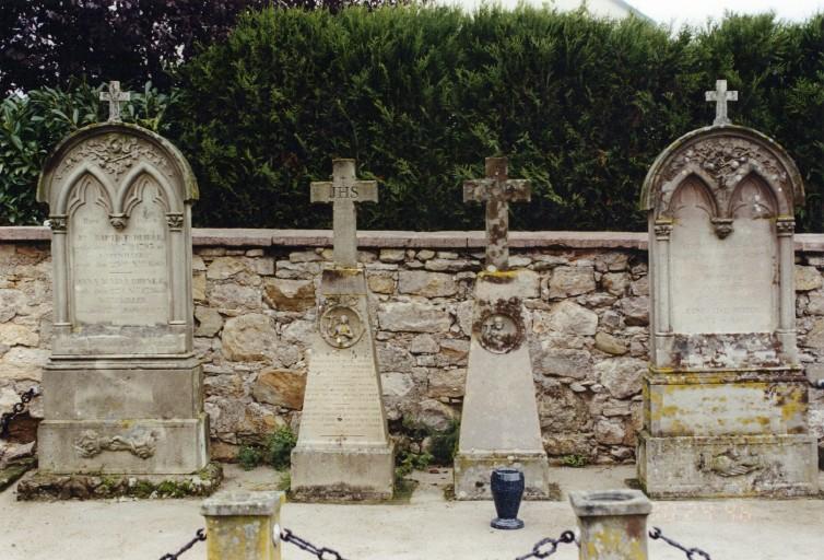 monuments funéraires de la famille Deiber (4)