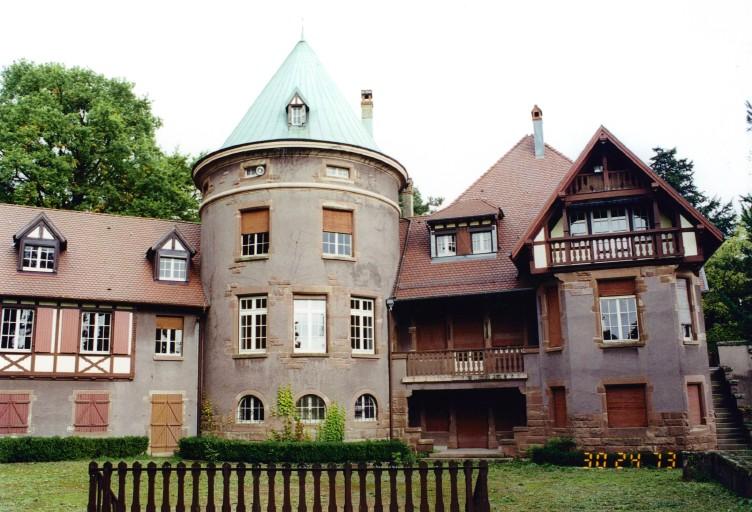 château Baudry