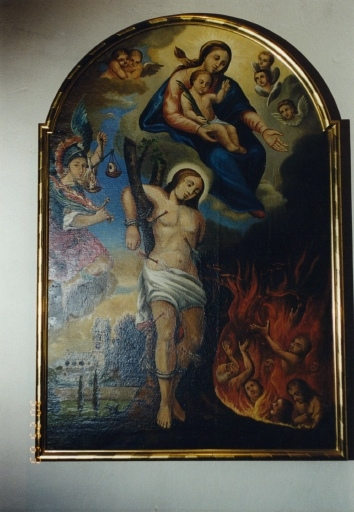 Tableau : Saint Sébastien