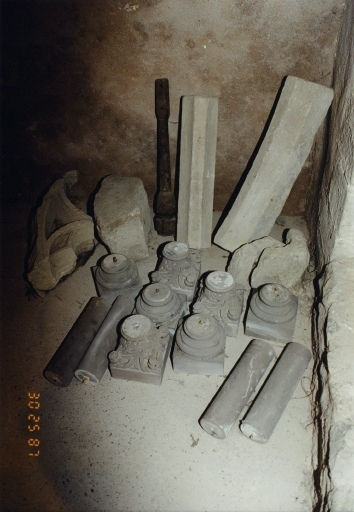 Pieds d'autel