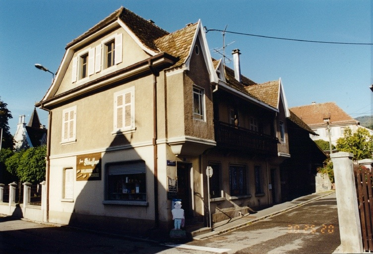 Maison de boulanger
