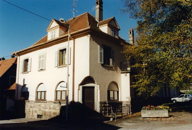 maison et restaurant