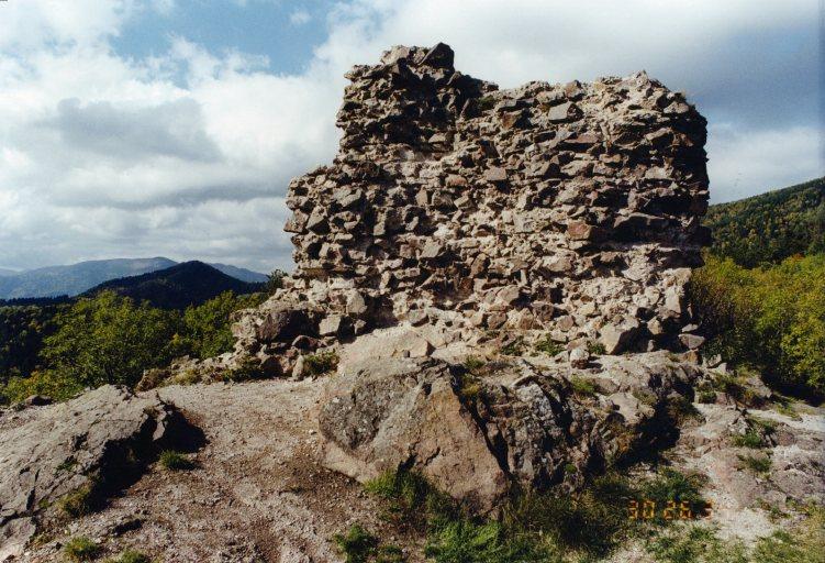 Château fort de Herrenfluh