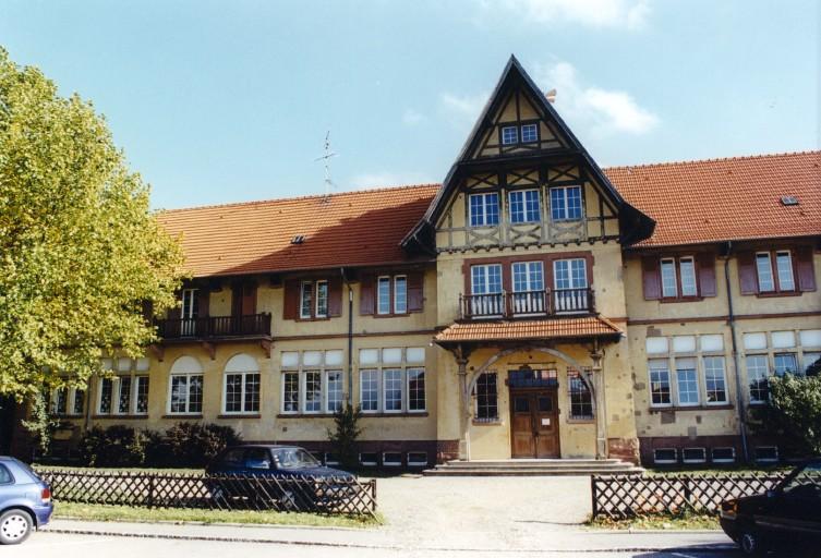 école primaire de la cité Rossalmend