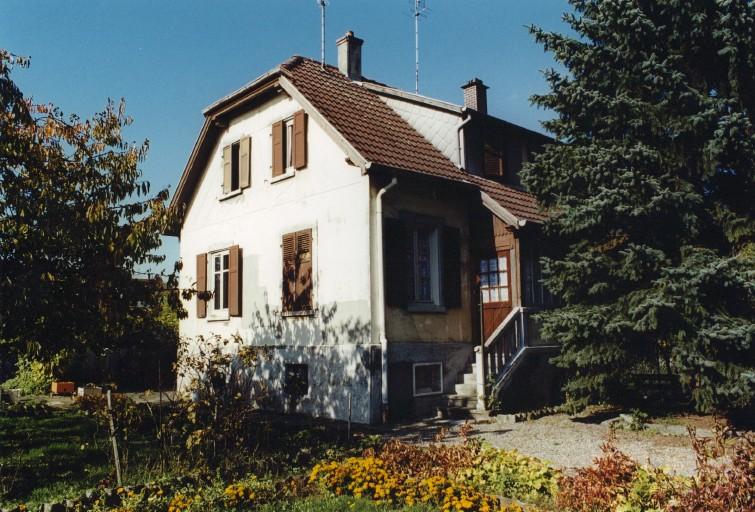 Cité ouvrière Rossalmend