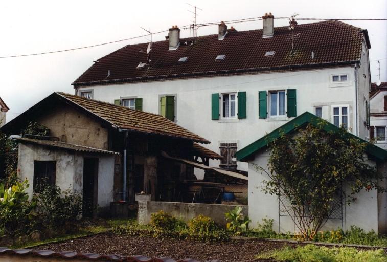 Cité ouvrière Staffelfelden