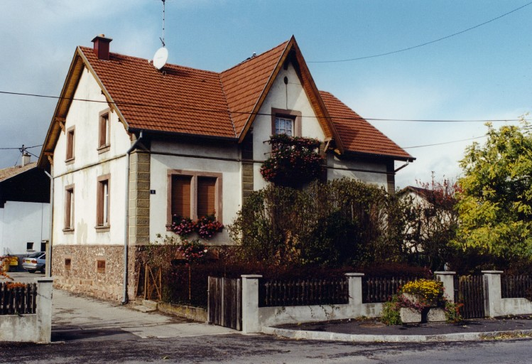 présentation de la commune de Staffelfelden