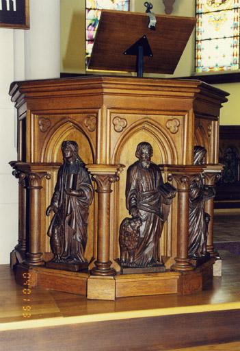 Le mobilier de l'église paroissiale Notre-Dame-de-l'Assomption