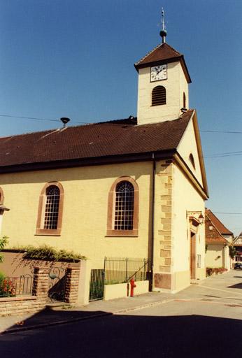 Eglise Saint-Joseph, temple (simultaneum)