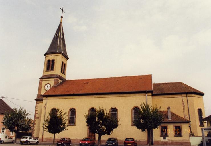 Eglise paroissiale Saint-Joseph