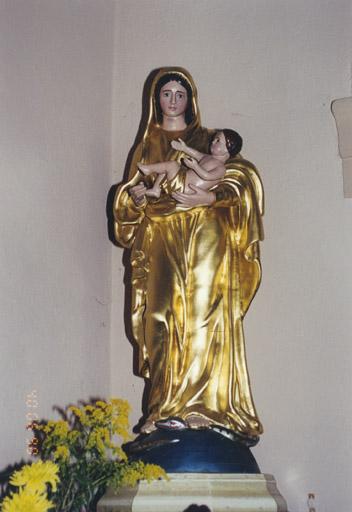 Le mobilier de l'église paroissiale Saint-Michel
