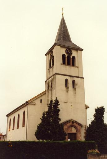 Eglise Saint-Blaise (simultaneum)